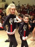 The dance school wins more trophies at the dance competition in Grays Essex