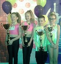 dance school competition